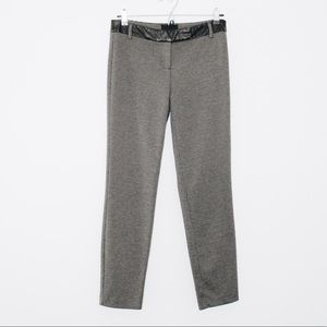 Cynthia Rowley Houndstooth Trousers